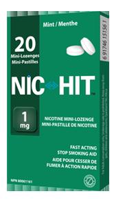 Mini-pastille
