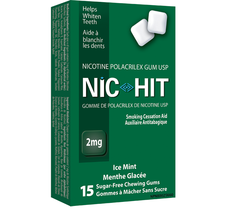 Nic-Hit Ice Mint