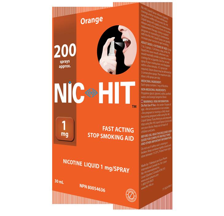 Nic-Hit Orange