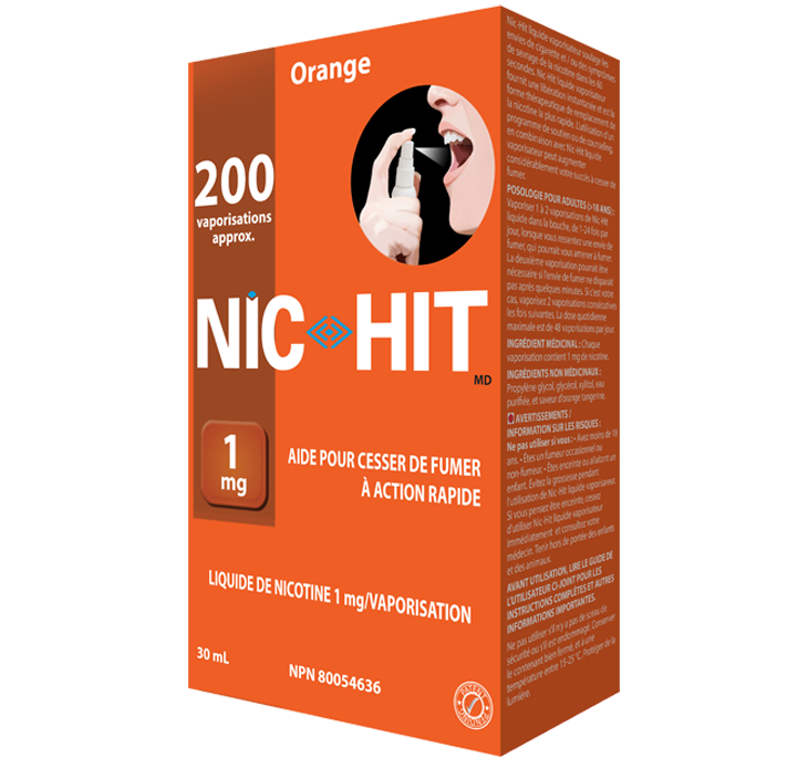 Nic-Hit Orange